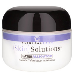 Clinical Care (Skin)Solutions Later Alligator Vitamin C Moisturizer