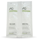 Samples T1 AG Hair Cosmetics - Volume Wash/Rinse Duo Sachet