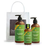 DermOrganic Treatment Bag Trio