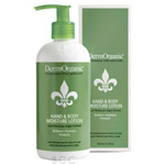 DermOrganic Anti-Aging Hand & Body Moisture Lotion
