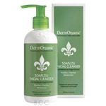 DermOrganic Anti-Aging Soapless Facial Cleanser