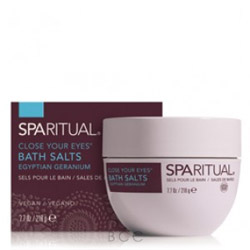SpaRitual Close Your Eyes Soak Tonic