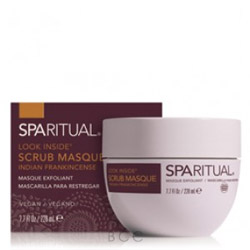 SpaRitual Look Inside Scrub Masque