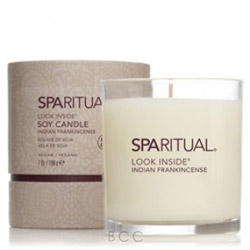 SpaRitual Look Inside Massage Soy Candle