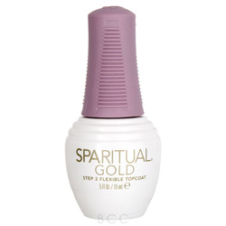 SpaRitual GOLD Flexible Topcoat Step 2
