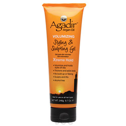 Agadir Argan Oil Volumizing Styling & Sculpting Gel