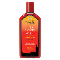 Agadir Argan Oil Hair Shield 450 Plus - Deep Fortifying Shampoo 12.4 oz