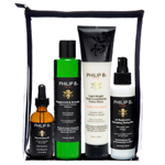 Philip B Classic Formula Four Step Hair & Scalp Treatment Set