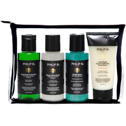 Philip B Paraben-Free Formula Travel Kit