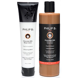 Philip B Limited Edition Chocolate Milk Gift Set