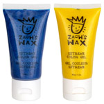 Zach's Wax Extreme Color Combo - Blue & Yellow