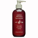 Simply Organic Volume Hair and Scalp Rinse