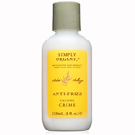 Simply Organic Anti-Frizz Calming Creme