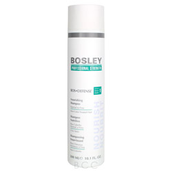 Bosley Professional Strength Bos Defense Nourishing Shampoo for Non Color-Treated Hair