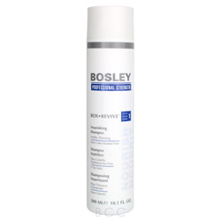 Bosley Professional Strength Bos Revive Nourishing Shampoo for Non Color-Treated Hair 10.1 oz