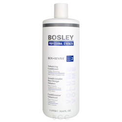 Bosley Professional Strength Bos Revive Volumizing Conditioner for Non Color-Treated Hair 33.8 oz