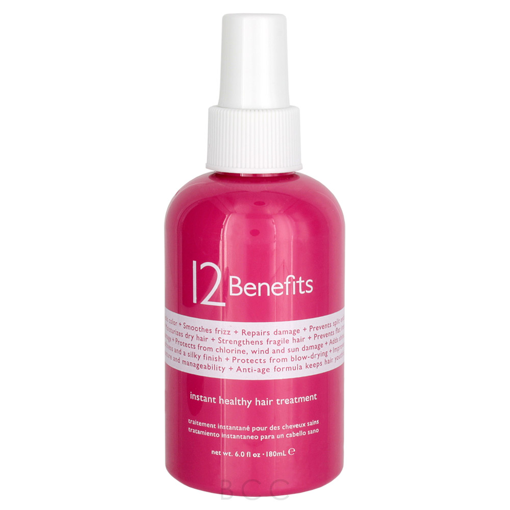 12 Benefits Instant Healthy Hair Treatment Beauty Care