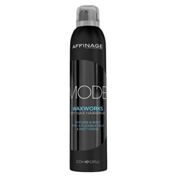 Affinage MODE Waxworks Dry Wax Hairspray