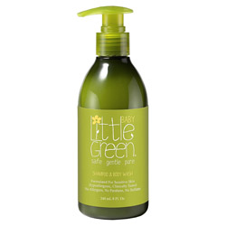 Little Green Shampoo & Body Wash - Baby