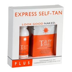 TanTowel Express Tan Kit