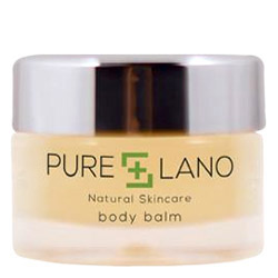 Pure Cosmetics Pure Lano Ultra Hydrating Body Balm 0.5 oz Keep your skin moisturized and protected with the Pure Lano Ultra Hydrating Body Balm. An ultra-nourishing balm designed with superior skin conditioners and antioxidants that will help repair cracked and chapped skin on areas such as lips, cuticles, hands, elbows and heels. Can be used for eczema as well.