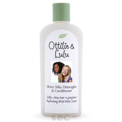 Ottilie & Lulu Shiny Silky Detangler & Conditioner