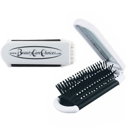 - BCC Accessories - Folding Hairbrush