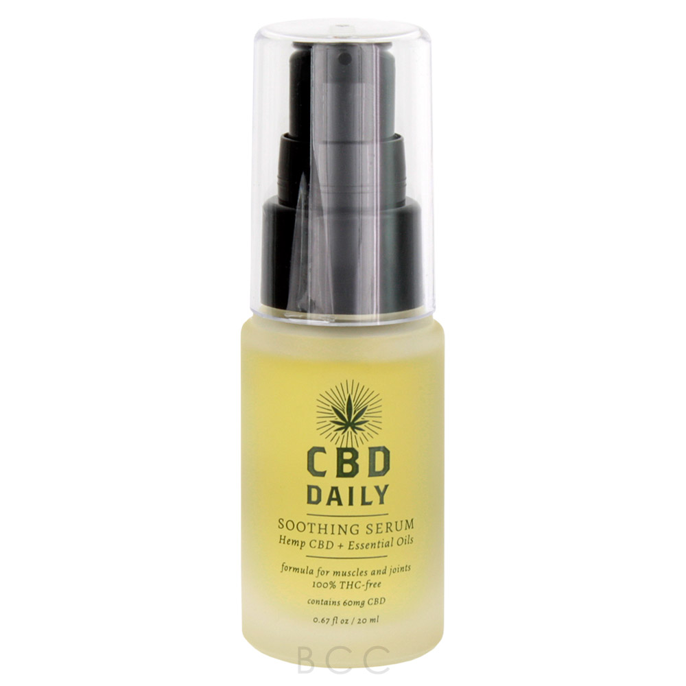 CBD Daily Soothing Serum | Beauty Care Choices