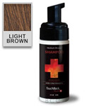 ColorMark TouchBack Plus Micro Foam Hair Color Shampoo Light Brown