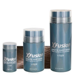 XFusion Keratin Hair Fibers - Medium Brown