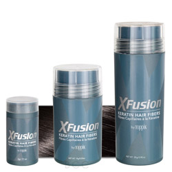 XFusion Keratin Hair Fibers - Black
