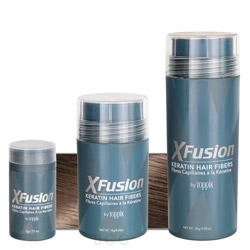 XFusion Keratin Hair Fibers - Light Brown