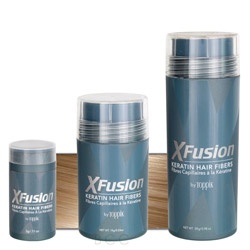 XFusion Keratin Hair Fibers - Medium Blonde