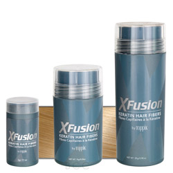 XFusion Keratin Hair Fibers - Light Blonde