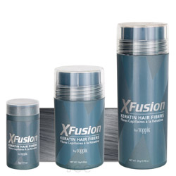XFusion Keratin Hair Fibers - Gray