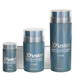 XFusion Keratin Hair Fibers - White