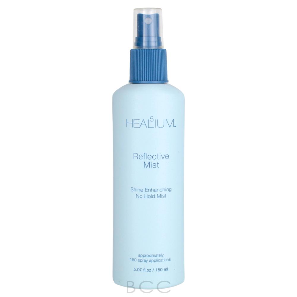 Healium 5 Reflective Mist - Shine Enhancing No Hold Mist ...