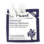 La Fresh Waterproof Makeup Remover Wipes Individual Packets