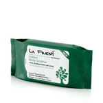 La Fresh Instant Body Soother Wipes Resealable Pouch