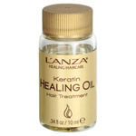 Samples T3 Lanza Keratin Healing Oil