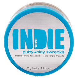 Indie Hair Putty-Clay #Wreckit