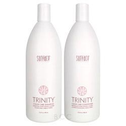 Surface Trinity Strengthening Liter Shampoo/Conditioner Set 2 piece