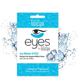 ToGoSpa Ice Water EYES by ToGoSpa - Under Eye Collagen Gel Masks