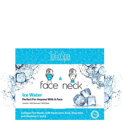 ToGoSpa Ice Water FACE by ToGoSpa - Collagen Gel Face Masks