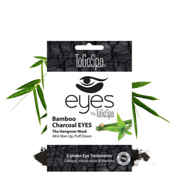 ToGoSpa Bamboo Charcoal EYES by ToGoSpa - Under Eye Collagen Gel Masks