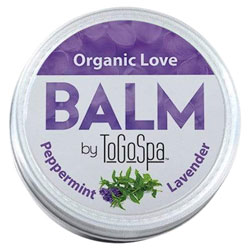ToGoSpa The Lip Balms - Organic Coconut Oil Lip Balm