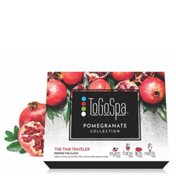 ToGoSpa Pomegranate Collection The Time Traveler