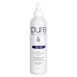 Pure Blends Hydrating Color Depositing Shampoo - Violet