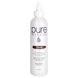 Pure Blends Hydrating Color Depositing Shampoo - Cocoa