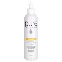 Pure Blends Hydrating Color Depositing Shampoo - Lemon
